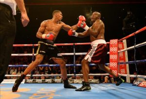 Anthony Joshua Knockout